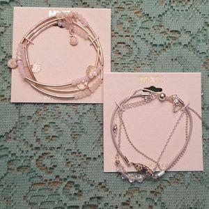Mix it delicate bracelets
